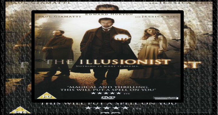 Descargar El Ilusionista [The Illusionist] [Google Drive]