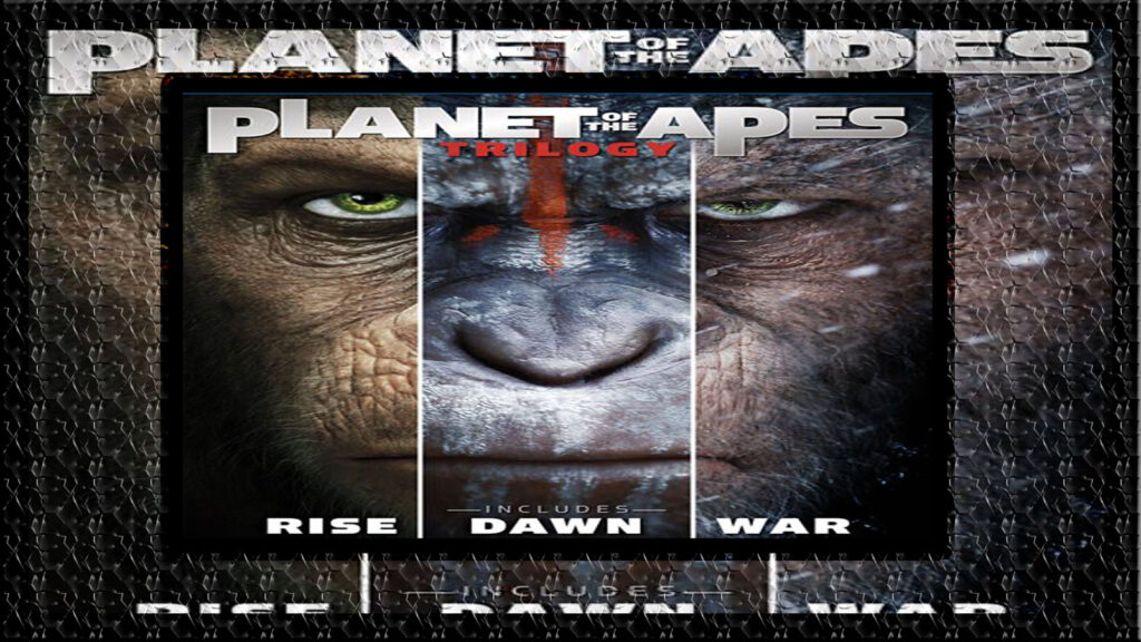 La Trilogia de The Planet of Apes